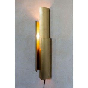 Lampada stondata a parete Mingardo