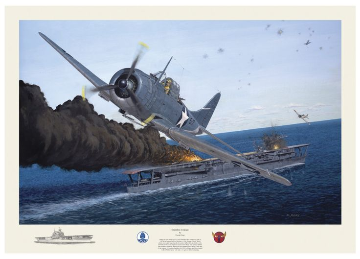 Aviation Art: The Artwork of David J. Gray - WW2 Aircraft and more