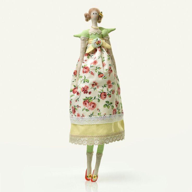 Мой любимый прованс куклы Татьяны Бутузовой