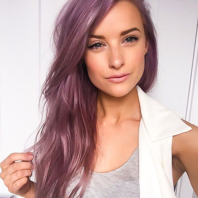 Can You Make It Through These 20 Purple Hair Inspiration ...
