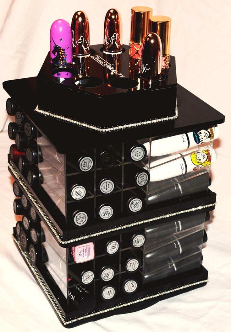 Zahra Beauty Store - Acrylic Makeup Organizers, Zahra Box Lipstick Holder