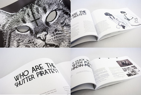 Print by YOOBEE Design School Auckland Campus , via Behance