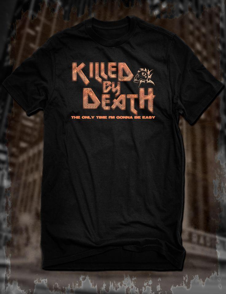 Motorhead Killed By Death T Shirt 51
