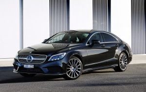 Preview wallpaper mercedes-benz, au-spec, amg, cls 500, sport package