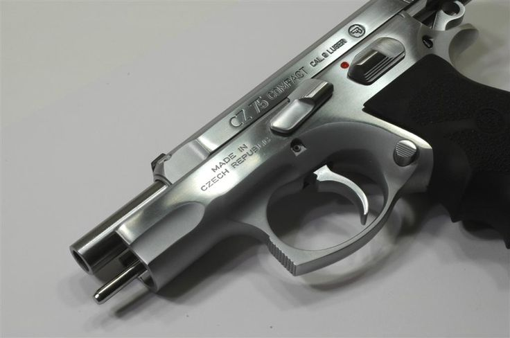 CZ 75 Compact (Hardchrome)Loading that magazine is a pain! Get your Magazine speedloader today! http://www.amazon.com/shops/raeind