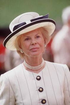 Happy 83rd Birthday to H.R.H Katherine Duchess of Kent Countess of St. Andrews Baroness Downpatrick. Born in 1933 as   Katharine Lucy Mary Worsley at Hovingham Hall Yorkshire and was the only daughter of Sir William Arthington Worsley 4th Bt. and his wife Joyce Morgan Brunner daughter of Sir John Brunner 2nd Baronet and granddaughter of Sir John Brunner 1st Baronet the founder of Brunner Mond which later became ICI (Imperial Chemical Industries).  On 8 June 1961 she married Prince Edward…