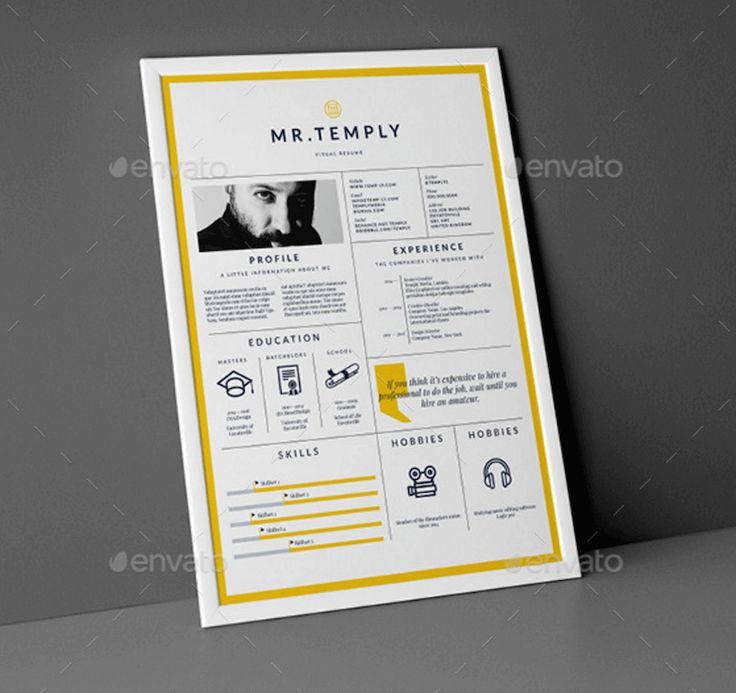 9 best t e m p l a t e s images on Pinterest Resume templates - where can i get a free resume template