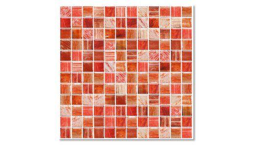 Malla Materia Rojo 30 x 30