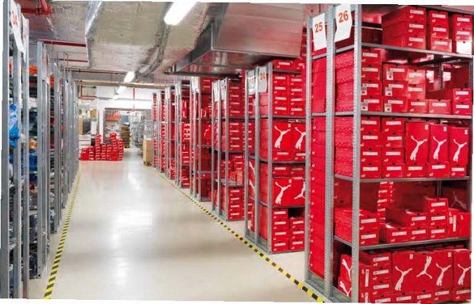 Lagerregale und Fachbodenregale von Mauser und Schulte Lager › Büroregale, Fachbodenregale und Pendelhefterregale von Schulte Lagertechnik -