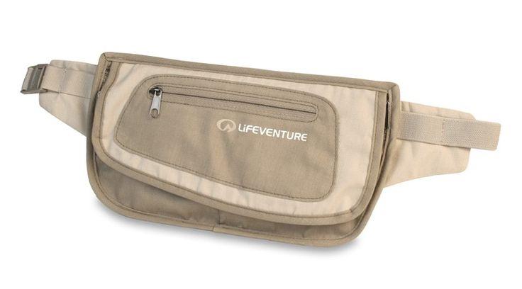 Τσαντάκι Ασφαλείας Lifeventure RFID Body Wallet | www.lightgear.gr