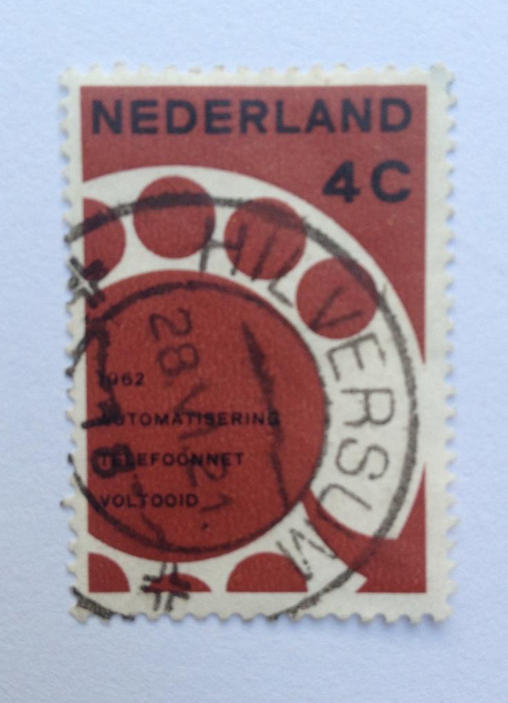 1962 | Otto Treumann | roodbruin, zwart | kiesschijf
