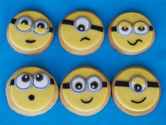 Minions biscotti