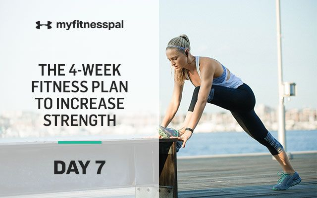 Welcome to Day 7 of the four-week fitness plan to increase strength! Day 7 is the start of the third week of this fitness plan, so we'll follow the same pattern as Day 1, which focuses on the lower body. If you follow this entire fitness plan, in just four short weeks, you'll be on …