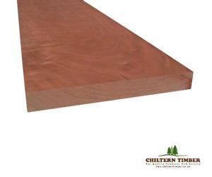 Cherry Planed Square Edge PSE 20mm Thick, Various Widths