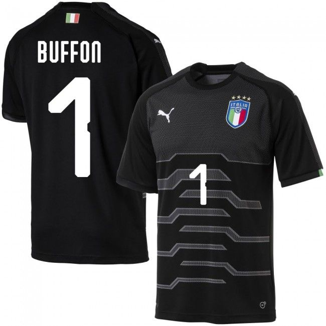 Local Italia 2019 2018 Camiseta McBuffon 1dorsal Portero N80mwn