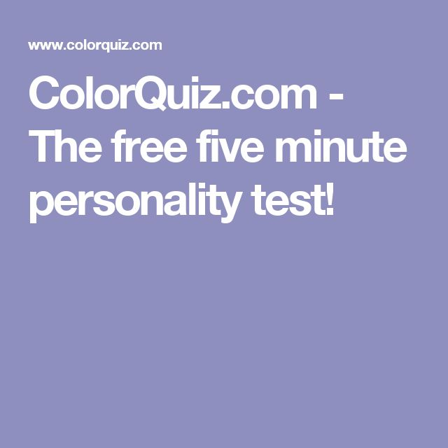 Types Personalities Beyond: 17 Best Ideas About Personality Test Quiz On Pinterest