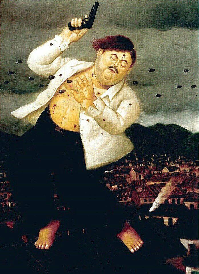 Death of Pablo Escobar
