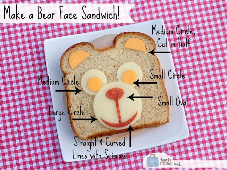 BentoLunch.net - What's for lunch at our house: Nature's Harvest® Sandwich Art Photo Contest and Giveaway