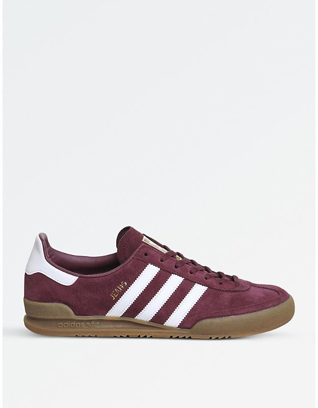 Adidas Jeans suede trainers. #sport #trainers #ad