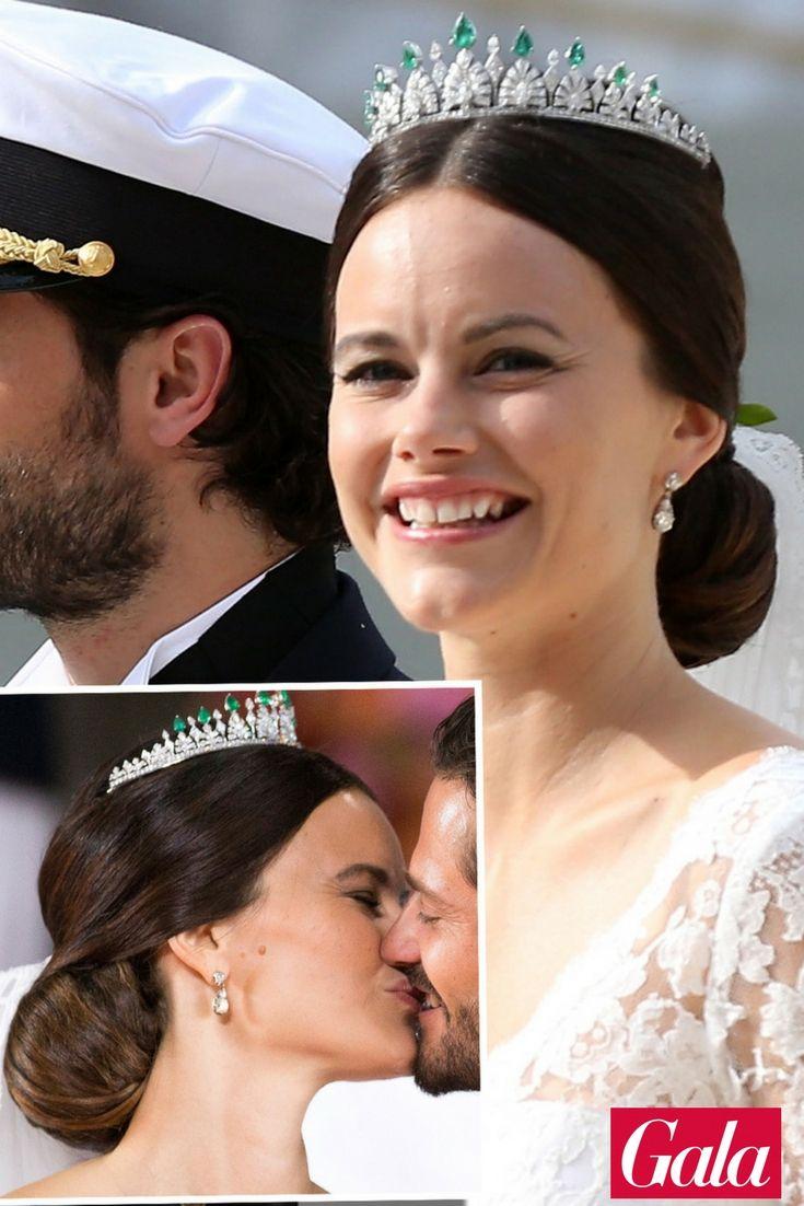 Hochzeitsfrisuren Der Stars Inspirationen Fur Die Schonsten