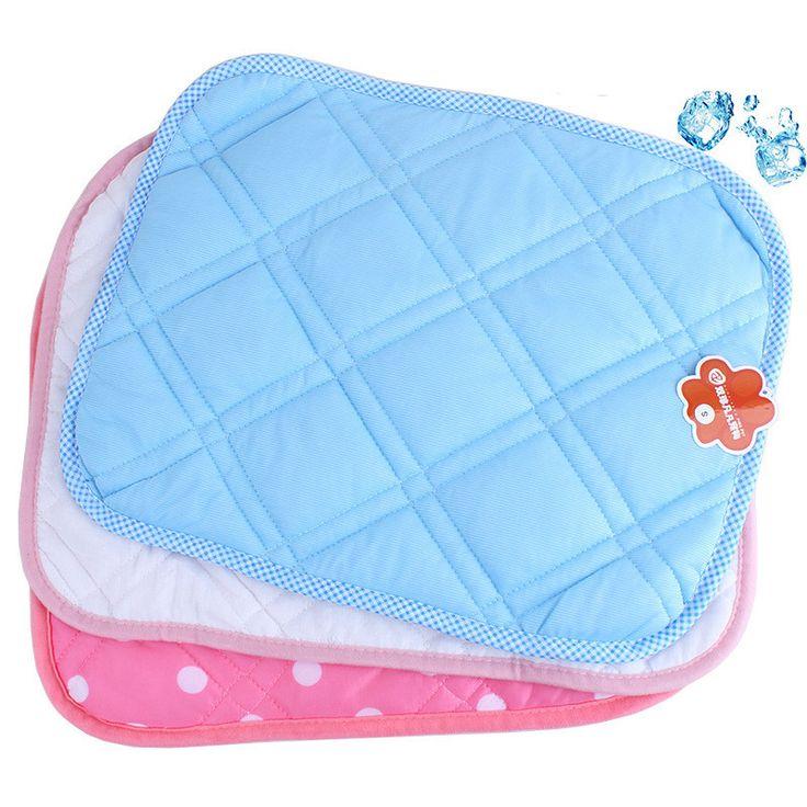 Pet dog Bed Cooler Mat cushion Pet Cooling Pad Cushion Summer Cooling Bed Mat Soft Cool Dog House Mat kennel cooling mat for cat