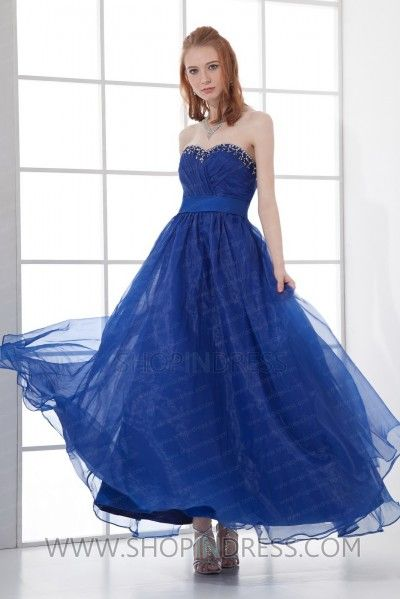 Blue Prom Dress #blue #prom #ball #gowns #dresses