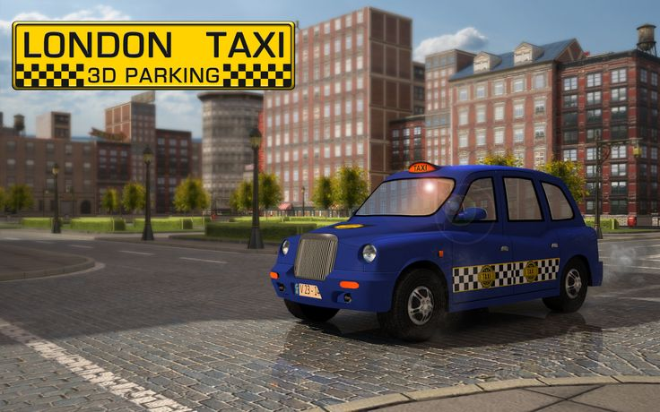 Become a real taxi driver with the newest London Taxi 3D Parking game! Download it from here: http://goo.gl/vb9xtL