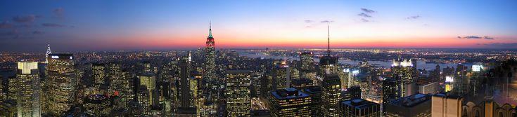 #NewYork, #Urlaub in den #USA -- Bild: © Daniel Schwen -- bfirstatdow.com