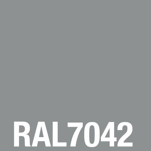 Nitro laquer RAL 7042 - grey mat
