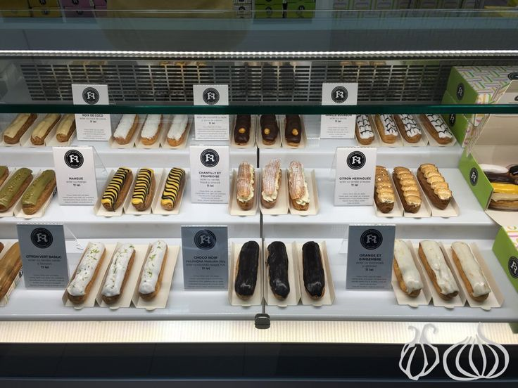 Two of my dream places are Un Eclair de Genie in Paris and Maitre Choux in London, places specialized in Eclairs,…