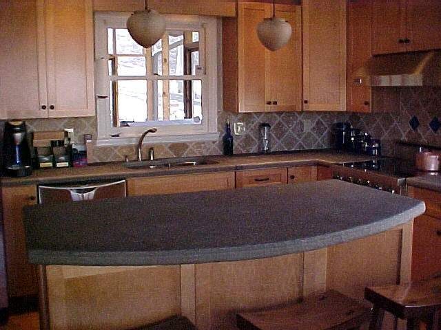 The Beauty Of Stone Countertops And Ceramic Tile Has Become More Por Over