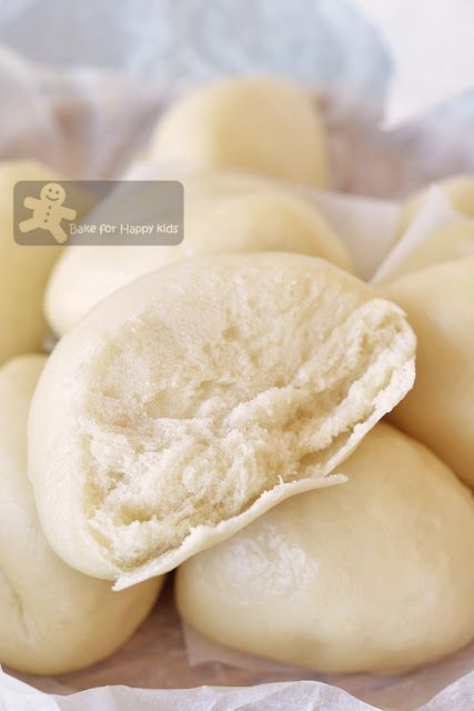 Fluffy Chinese Steamed Buns
