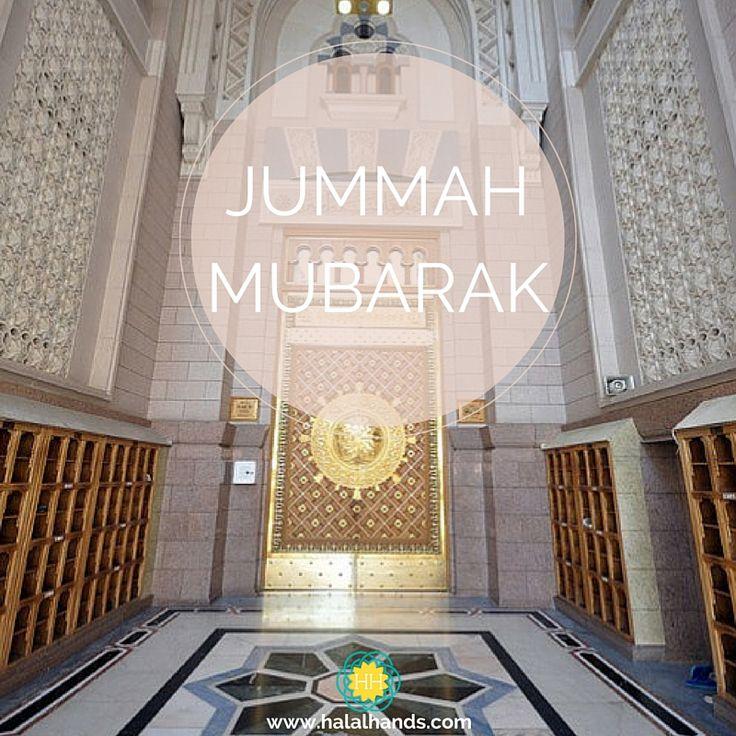 Jummah Mubarak :) #TGIJ #jummah #prayer