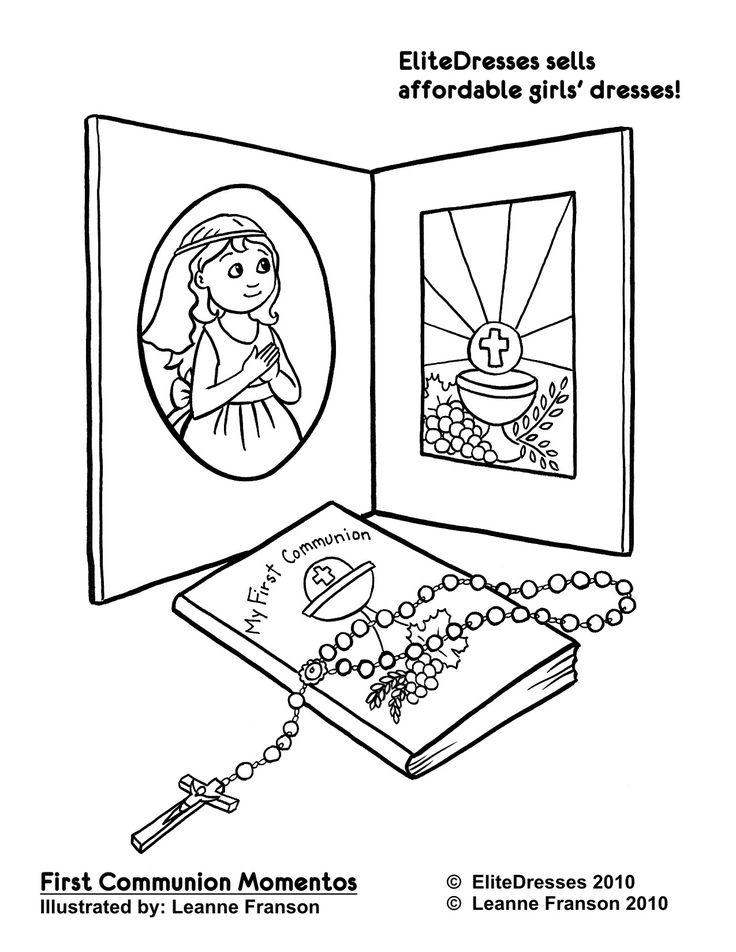 communion coloring pages jesus - photo#19