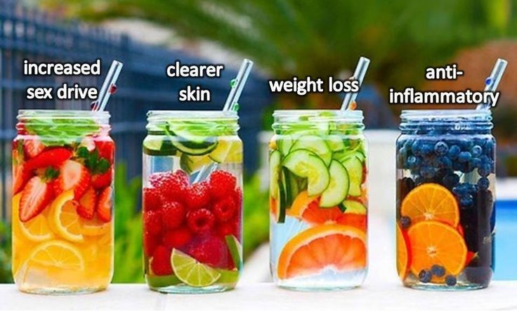 5 Infused Water Recipes To Help You Feel Better - Bored with your everyday water habits? That's a reason to spice things up. Not only are infused waters an easy way to drink more, but they also have a number of health benefits. Here are five water...