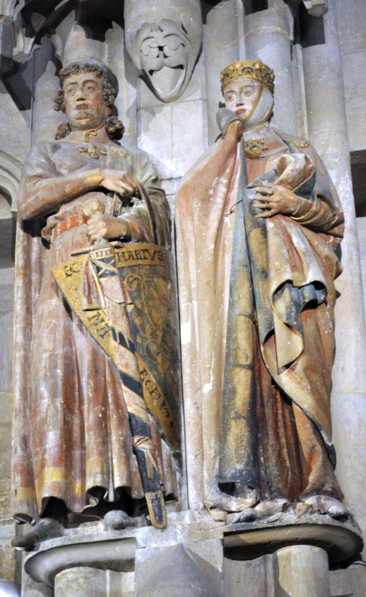 Naumburg - Ekkehard i Uta