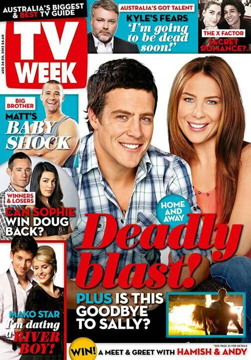 Home and Away Brax and Bray