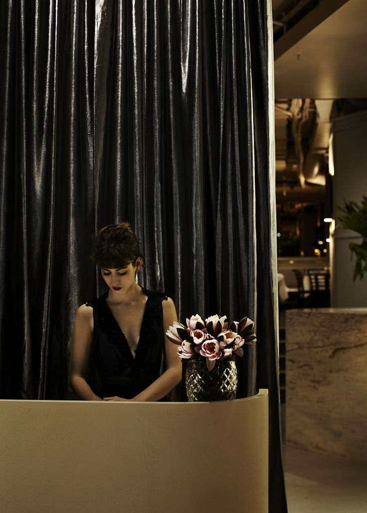 Hospitality Interior Design By Fiona Lynch Office For Prix Fixe Melbourne Photography