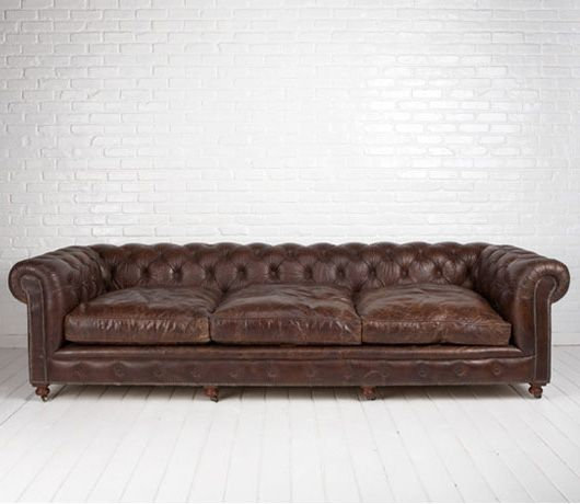 Pin By Jackie Burch On Wish Pinterest Distressed Leather Chesterfield And Couch