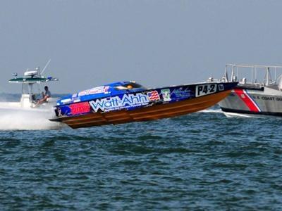 National Guard/Watt-Ahh Race #Boat