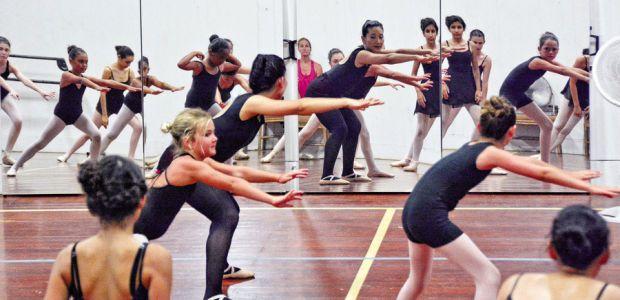 Dance explores natural world