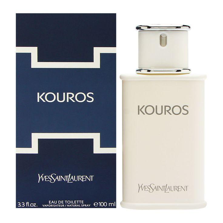 Buy Kouros by Yves Saint Laurent online. — Basenotes.net