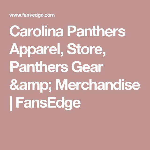 Carolina Panthers Apparel, Store, Panthers Gear & Merchandise | FansEdge