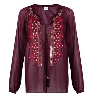 """Preview """"Must Have: The Peasant Blouse"""" 