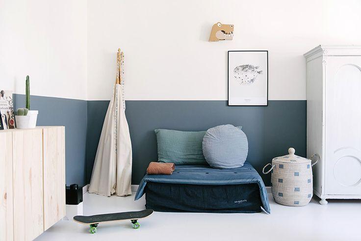 Les 25 meilleures id es de la cat gorie jolie chambre sur for Peindre ses murs