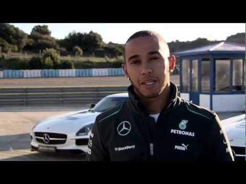 Mercedes reveal new F1W04 Silver Arrow
