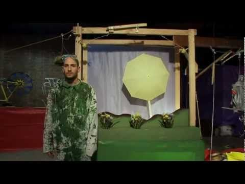 Ok Go - This Too Shall Pass. I wonder how many times they had to film this to get everything to work in one take.