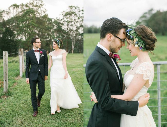 Top 5 Weddings of 2014   The Bride's Tree - Sunshine Coast Wedding