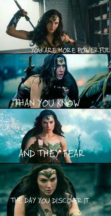 Diana, princess of the amazon.