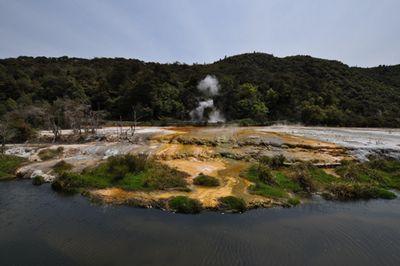 Waimangu Valley Eco-Adventure - Rotorua